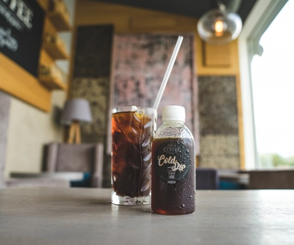 Try something new, try Cold Drip from Light Roast Coffee.
